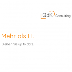 QdK Consulting GmbH - Newsletter Q4 2018 - Microsoft Dynamics NAV 365 Business Central - Navision - ERP ECM DMS IT Berater und Beratung - Siegen NRW